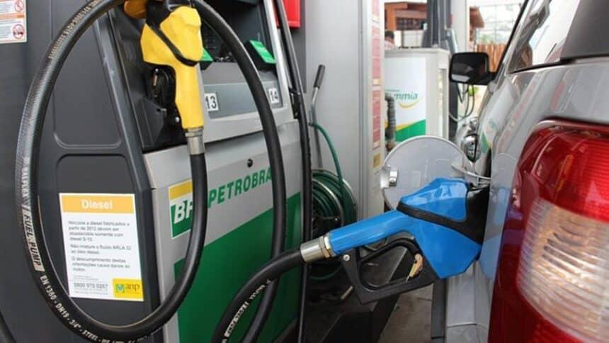 gasolina - diesel - preço - etanol - gnc - gnv - petrobras - distribuidoras - combustível