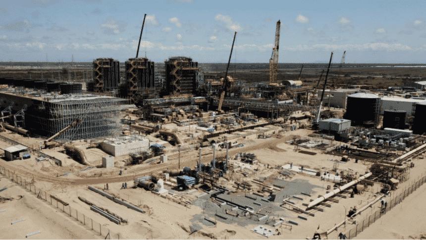 Termelétrica – usina – Porto do Açu – empregos