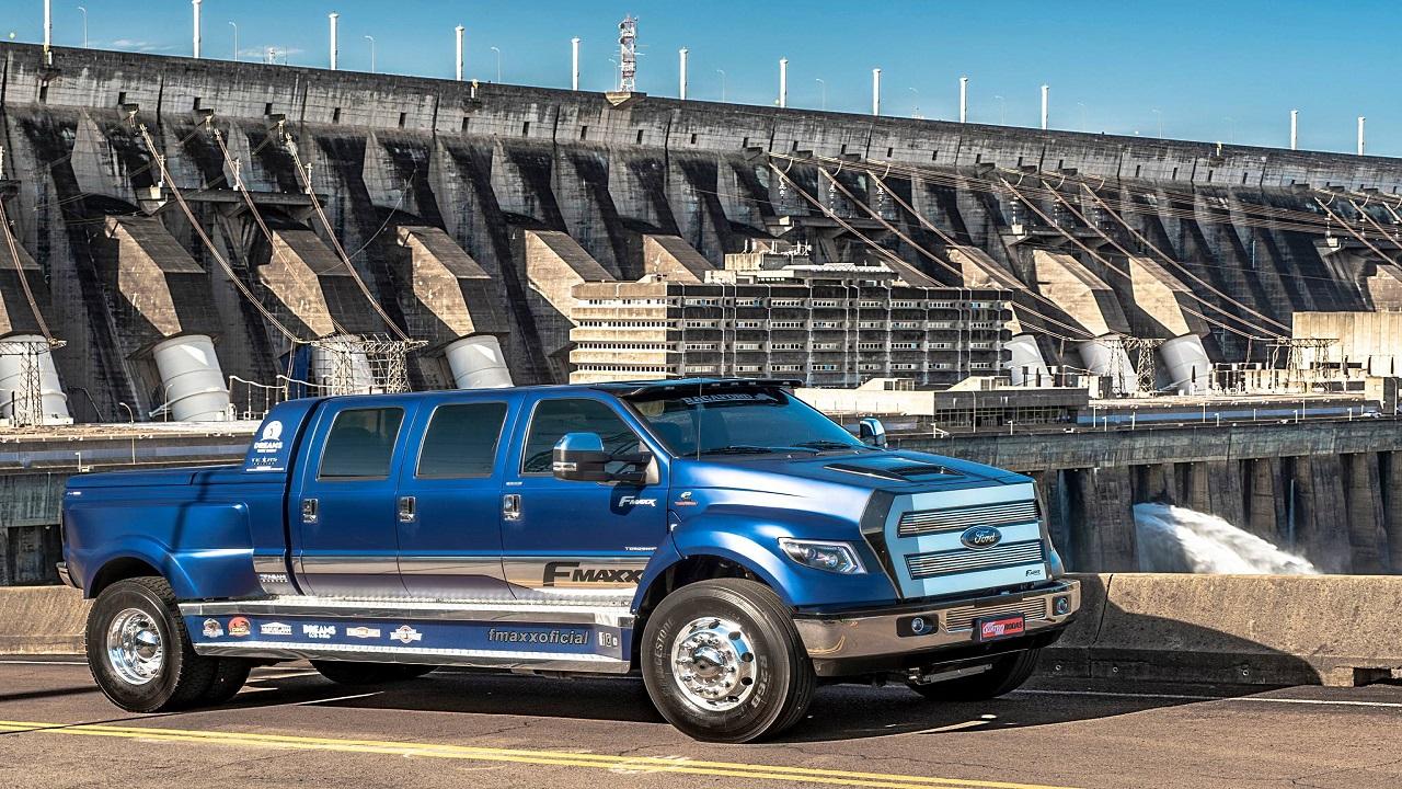 Picape - Ford - F-MAxx - caminhão
