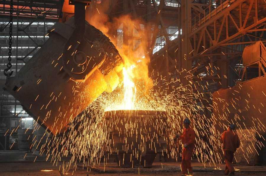 Usinas – aço – siderúrgicas