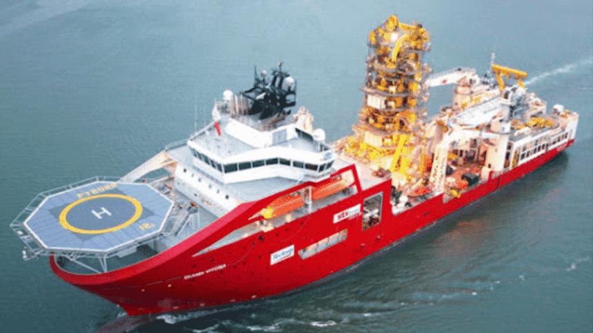 Petrobras – navios
