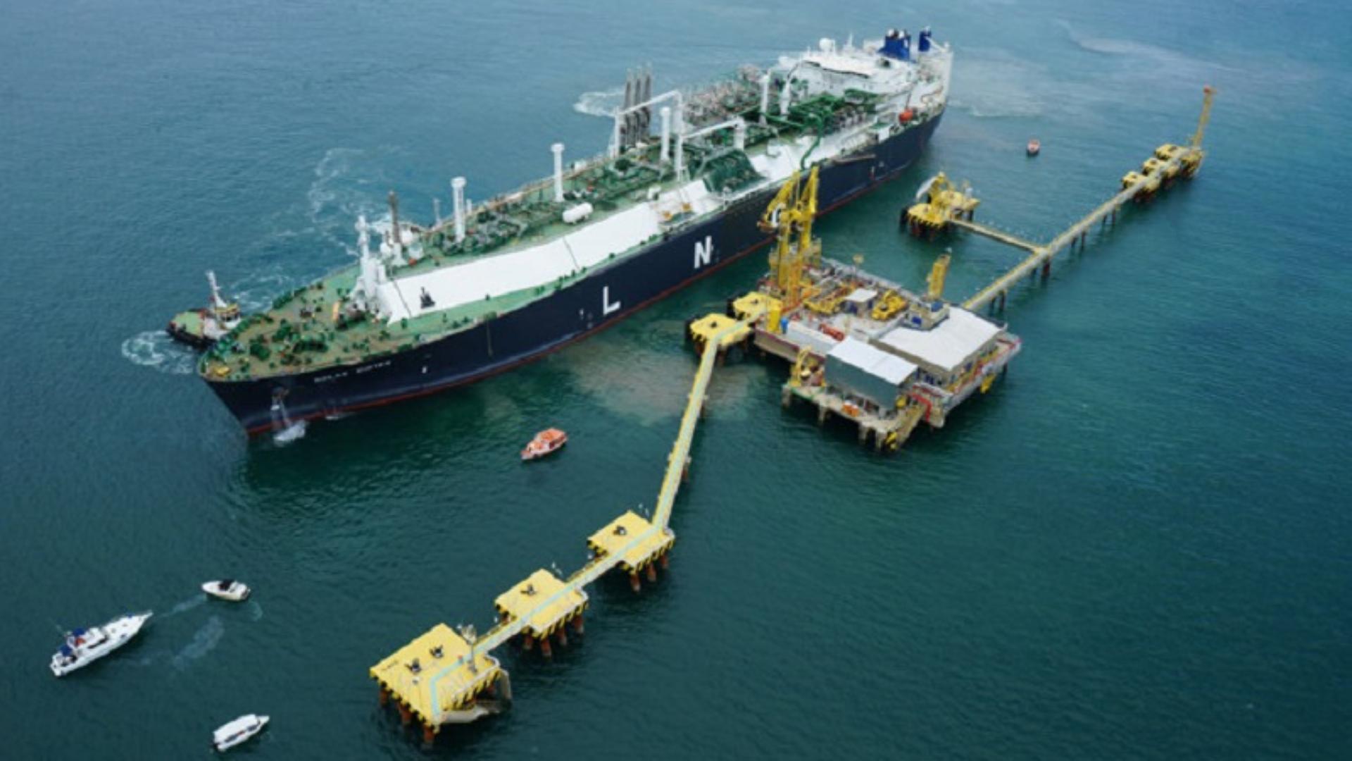 Petrobras – Bahia – GNL
