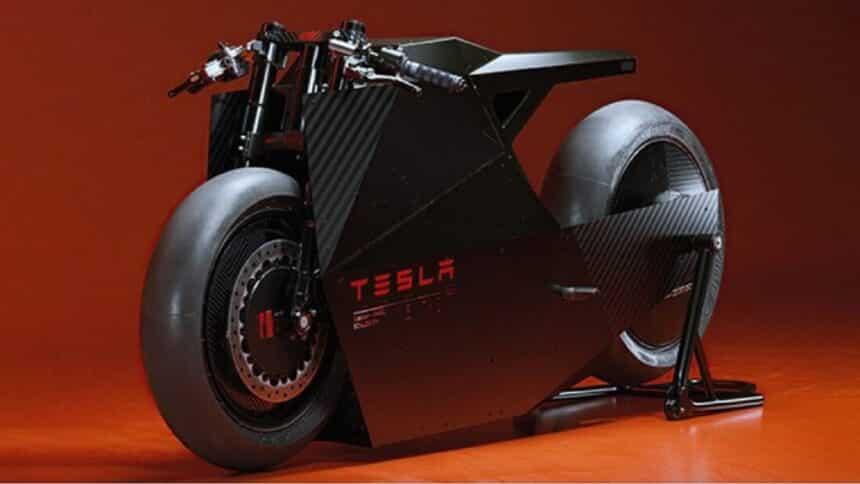 Tesla - moto elétrica - picape - cybertruck