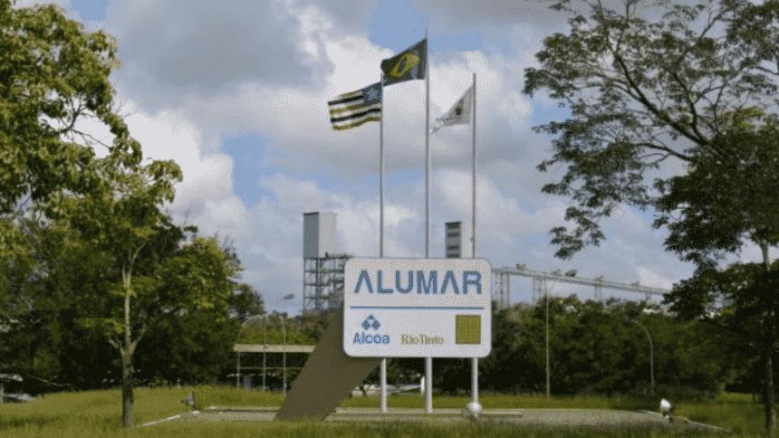 Usina – alumínio – Maranhão