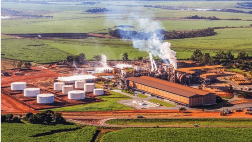 Biogás – projetos – produção
