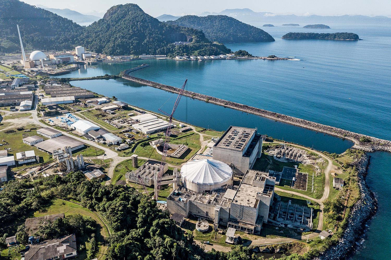 Usinas – nucleares – Eletronuclear
