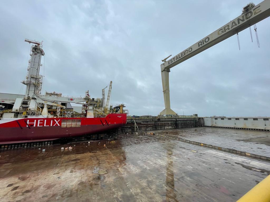 empregos - Ecovix - naval - construção - estaleiro - petrobras - subsea 7