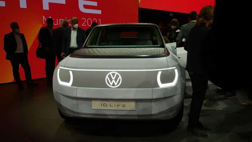 Gol - carro elétrico - VW - Volkswagen - multinacional