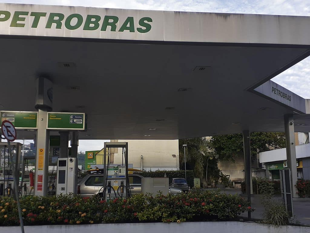 gasolina Petrobras combustível