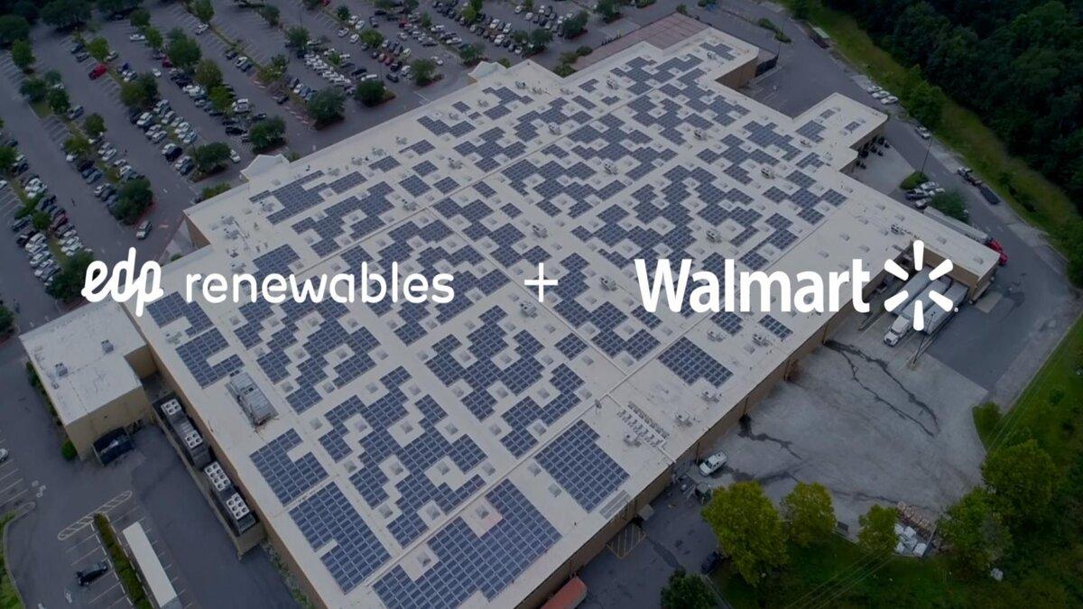 Gigante no ramo de energia renovável, EDP Renováveis garante que mais de 50 projetos de energia solar serão desenvolvidos com a Walmart