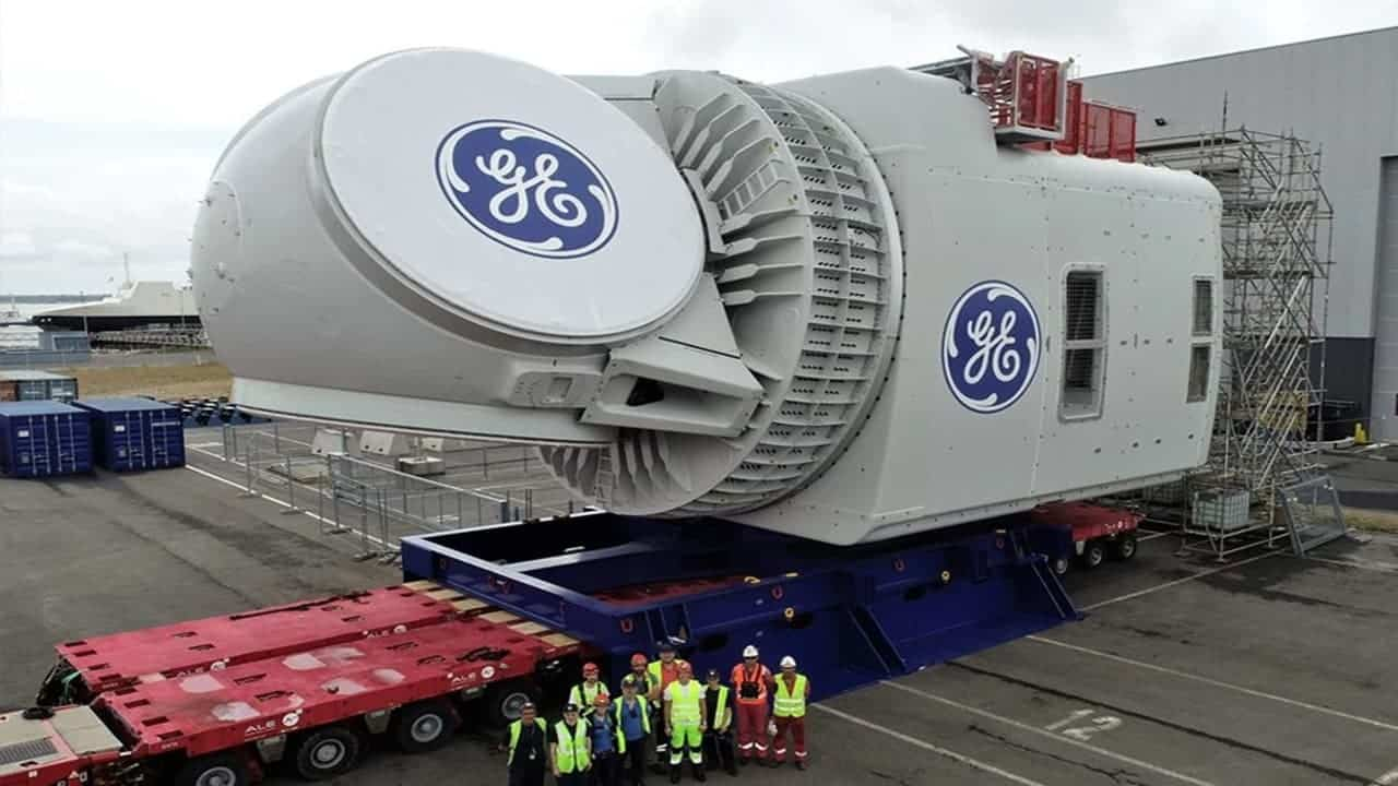 turbina - General Electric - Renewable - usina - eólica offshore