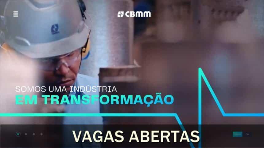 emprego - nióbio - grafeno -- mineração - sp - vagas