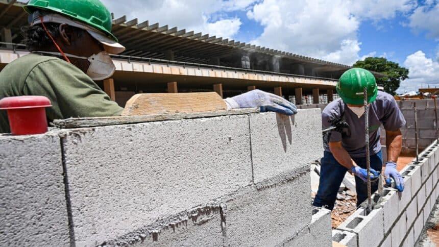 Ambev - construção civil - cursos gratuitos - Senai - Maranhão