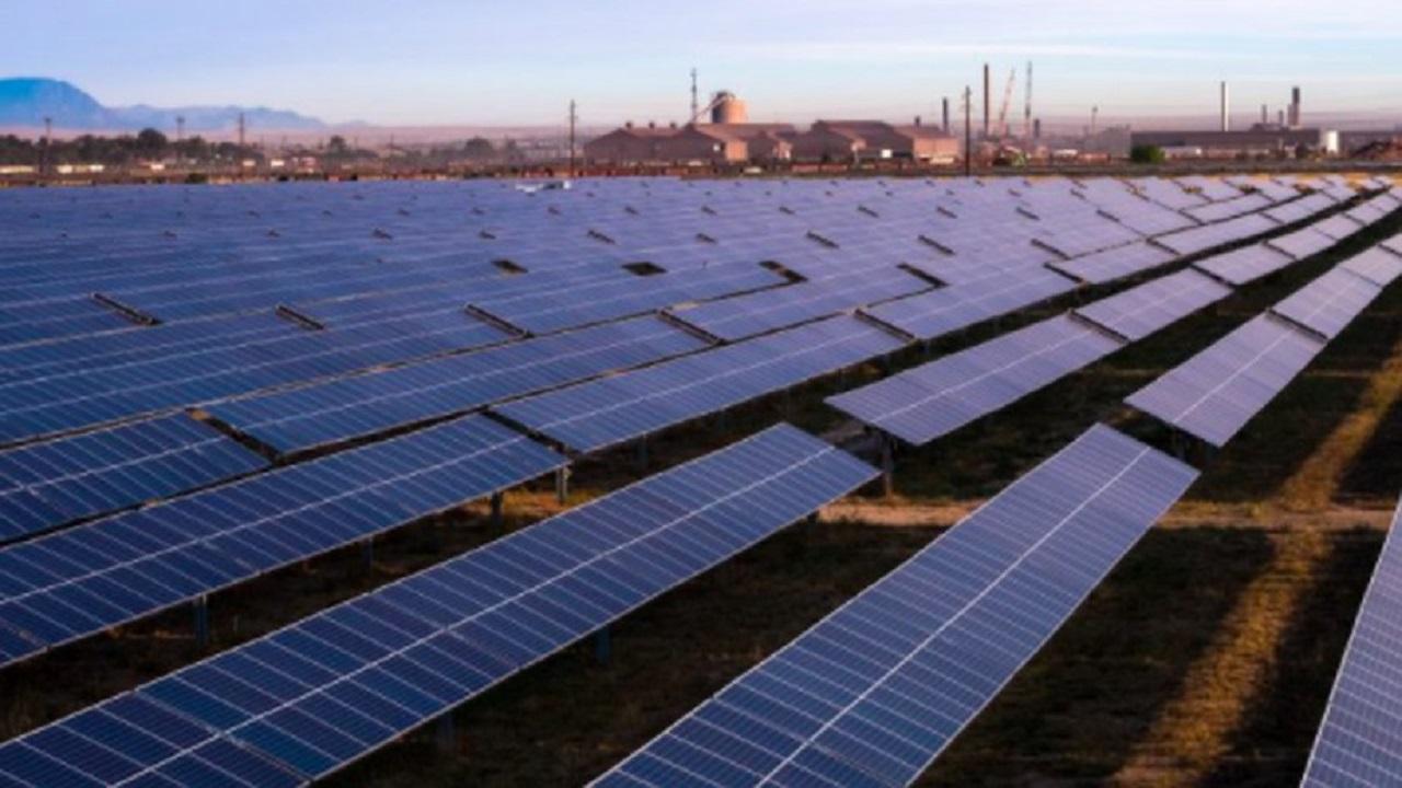 BP - energia solar - usina de aço - siderúrgica - painéis solares