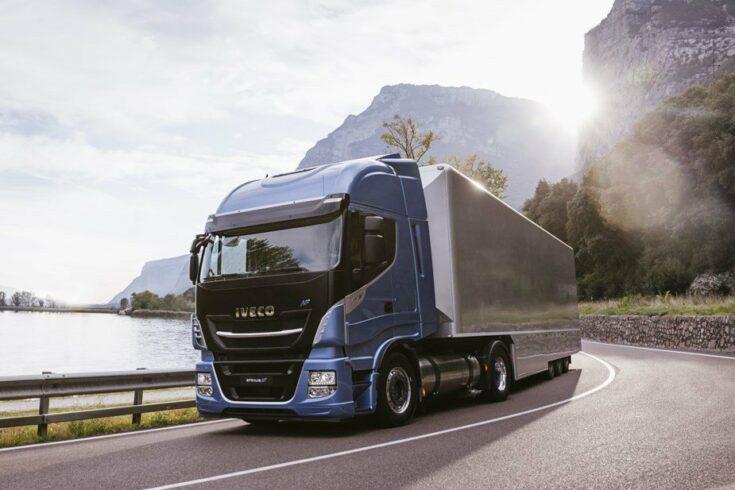 Caminhões – gás – Iveco