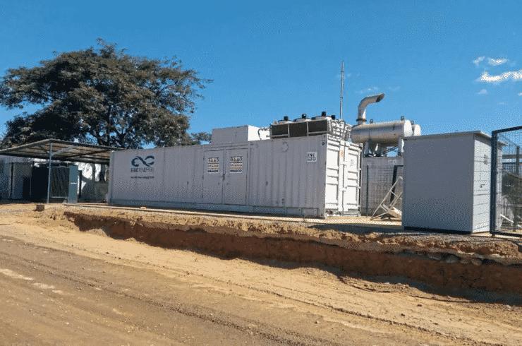 Usina – energia – Minas Gerais