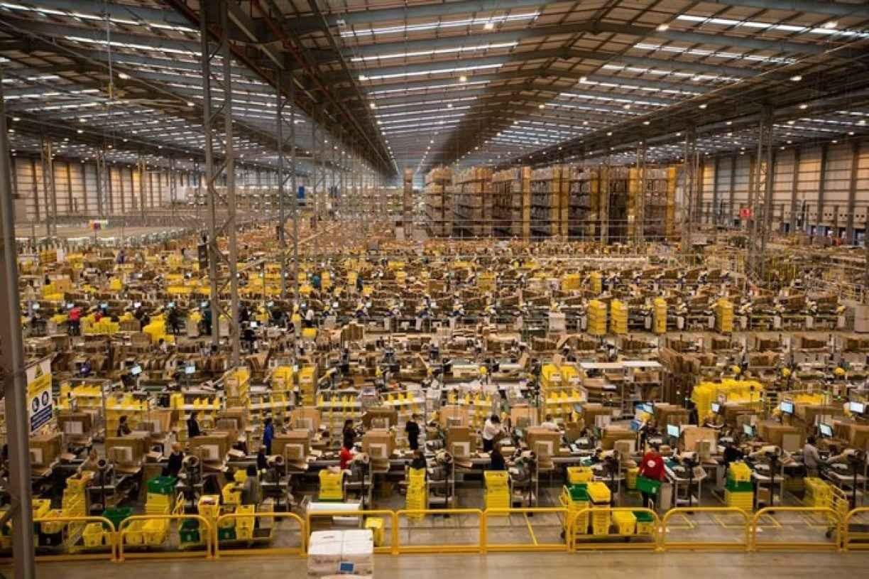 Centro de distribuição – emprego – Pernambuco