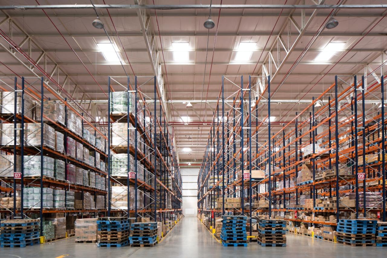 Renner – centro de distribuição – São Paulo
