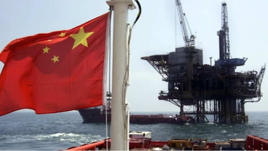 china - petróleo - CNOOC - offshore