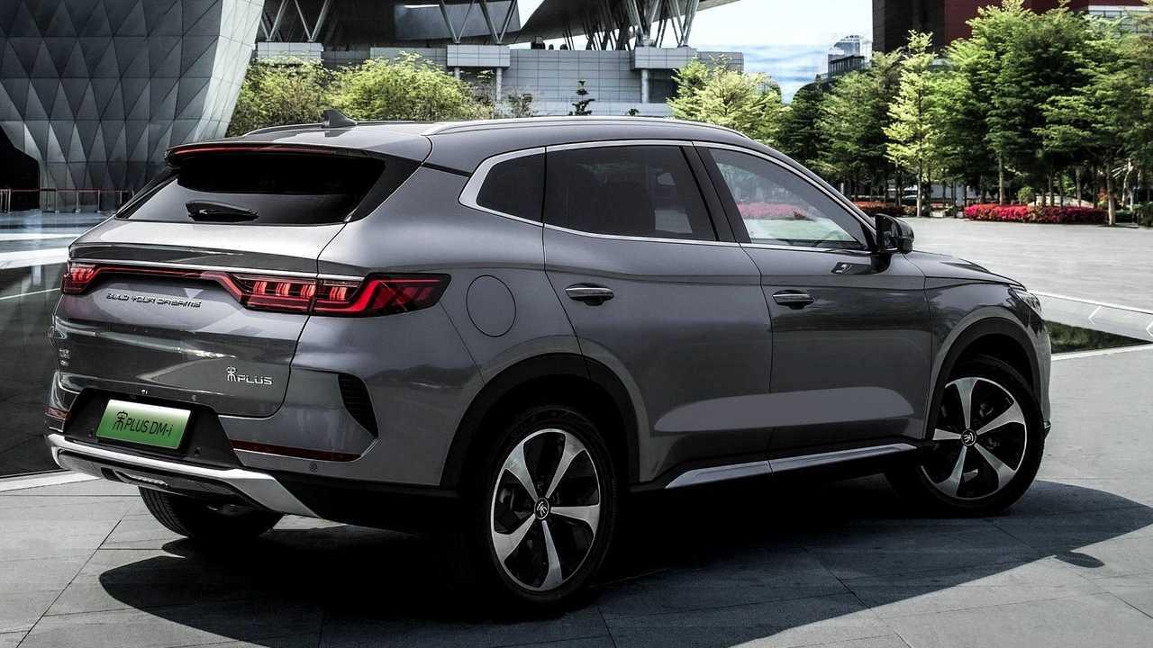 Song Plus - SUV - BYD - chinesa - carro hibrido - carro elétrico - autonomia