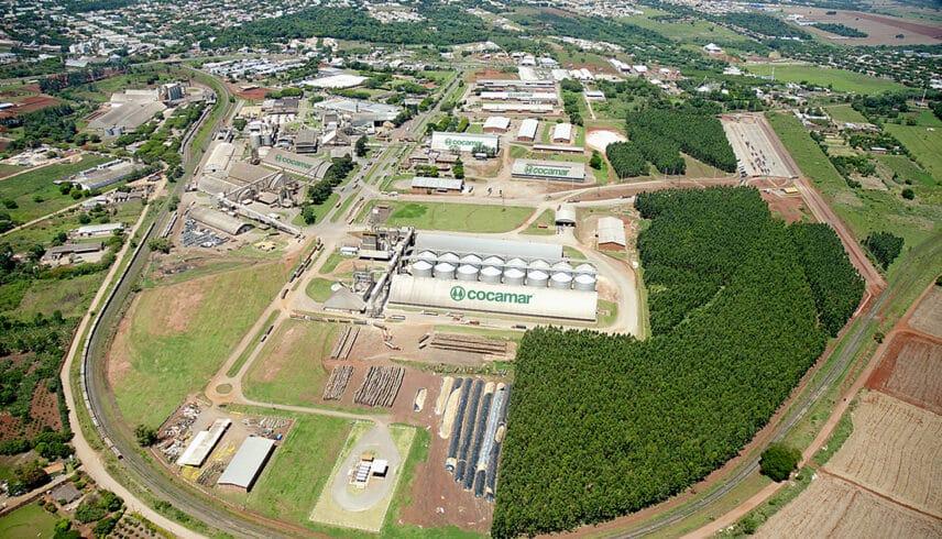 Usina – biodiesel – produção – Paraná