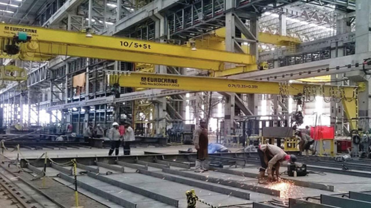 naval - construção - petróleo e gás - offshore - estaleiros - alerj - obras