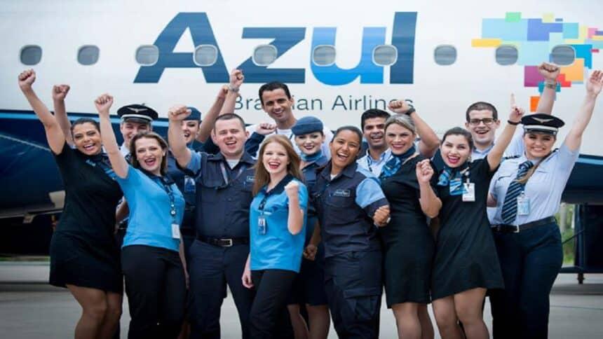 -Agente-de-Aeroporto - Azul linhas aéreas - vagas de emprego - Companhia Aérea
