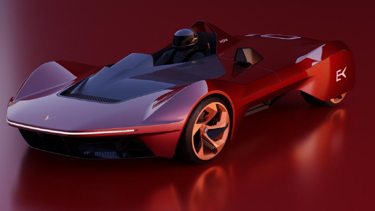carro elétrico - Ekonk - carro elétrico mais leve do mundo - índia - hipercarro - supercarro