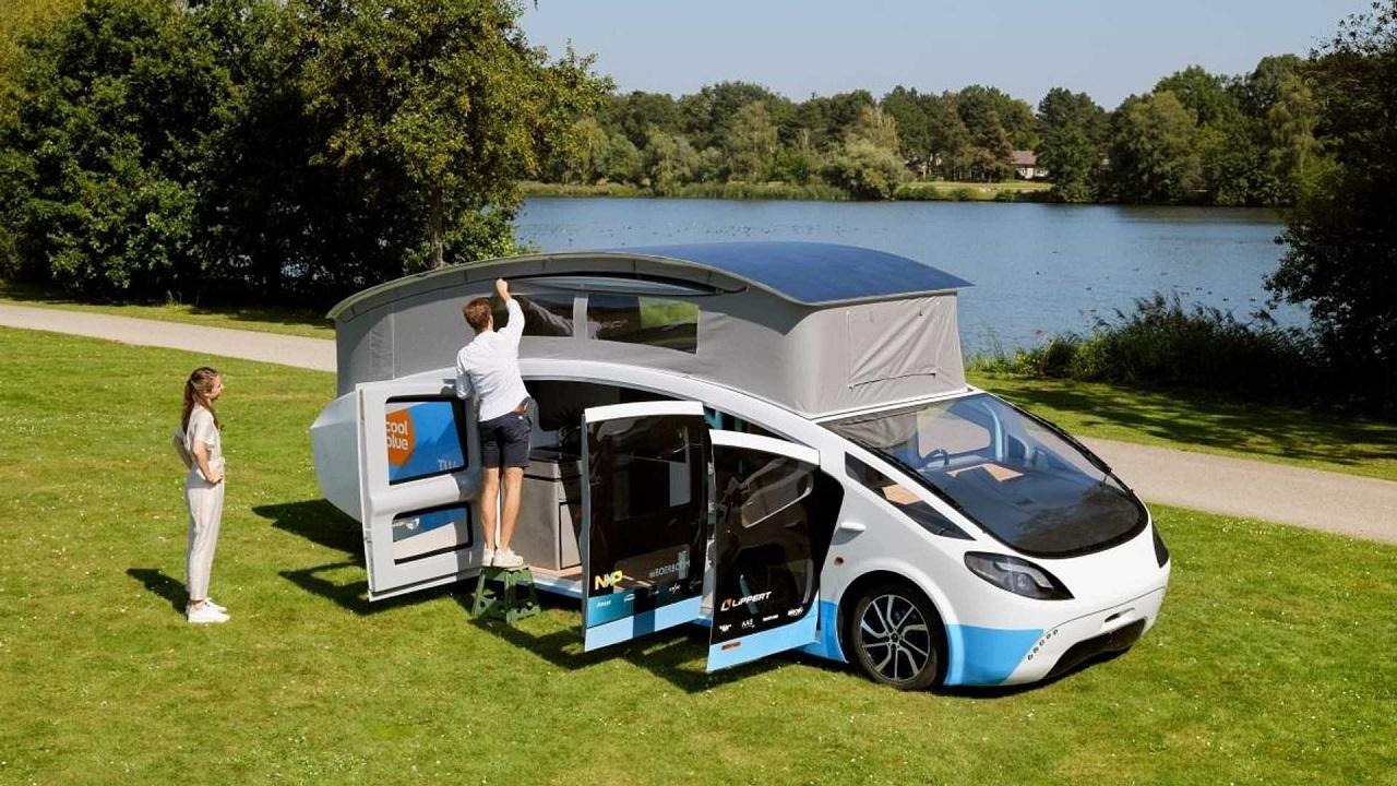 Kombi - energia solar - Kombi movida a energia solar - Stella Vita - autonomia - carros movido a energia solar