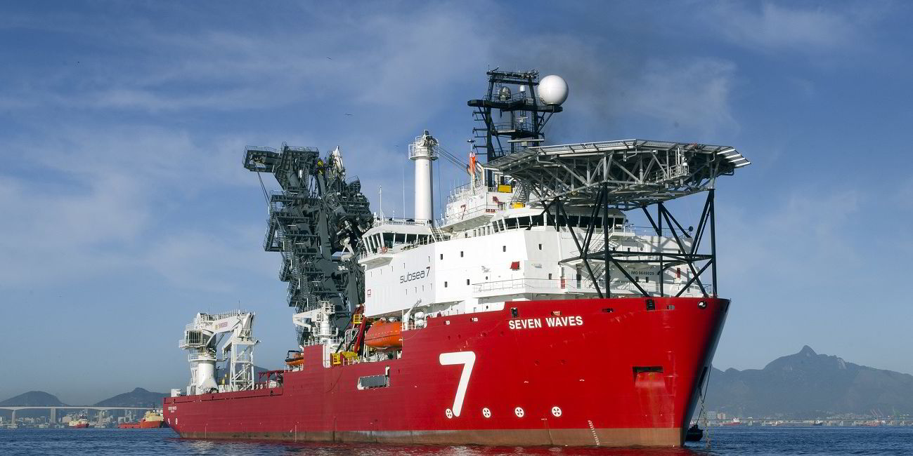 Subsea7 – Petrobras – contrato