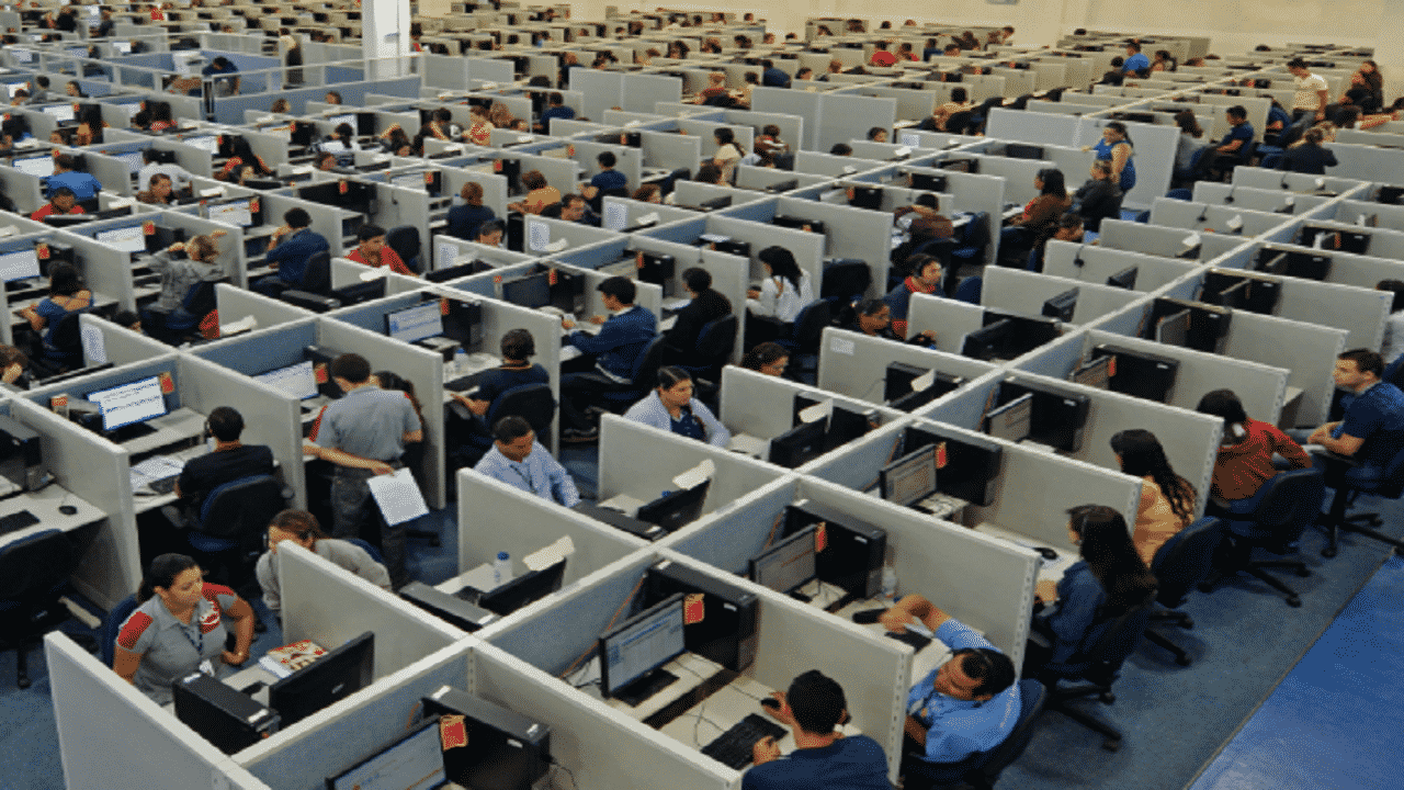 call center - telemarketing - AEC - PB - vagas de emprego - vagas home office - sem experiência