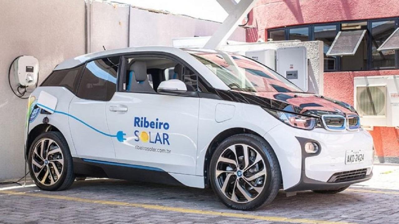 Paraná - carros elétricos - baterias - energia solar