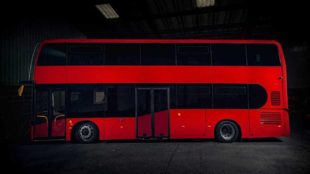 Equipmake - Agrale - ônibus eletrico - ônibus de dois andares - ônibus