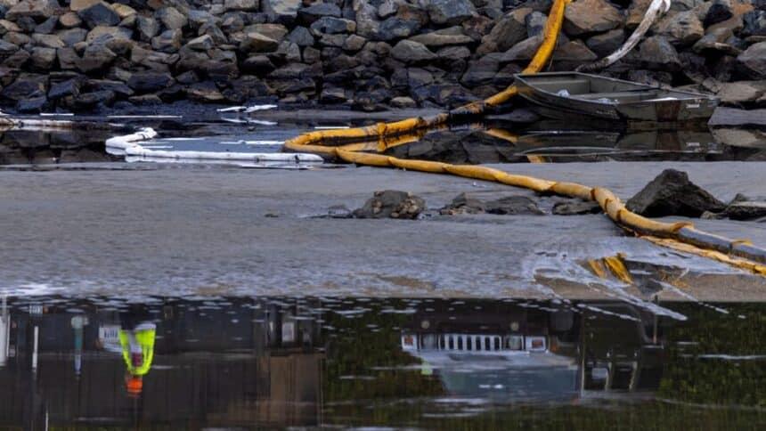estados unidos - acidente - petróleo - desastre - vazamento