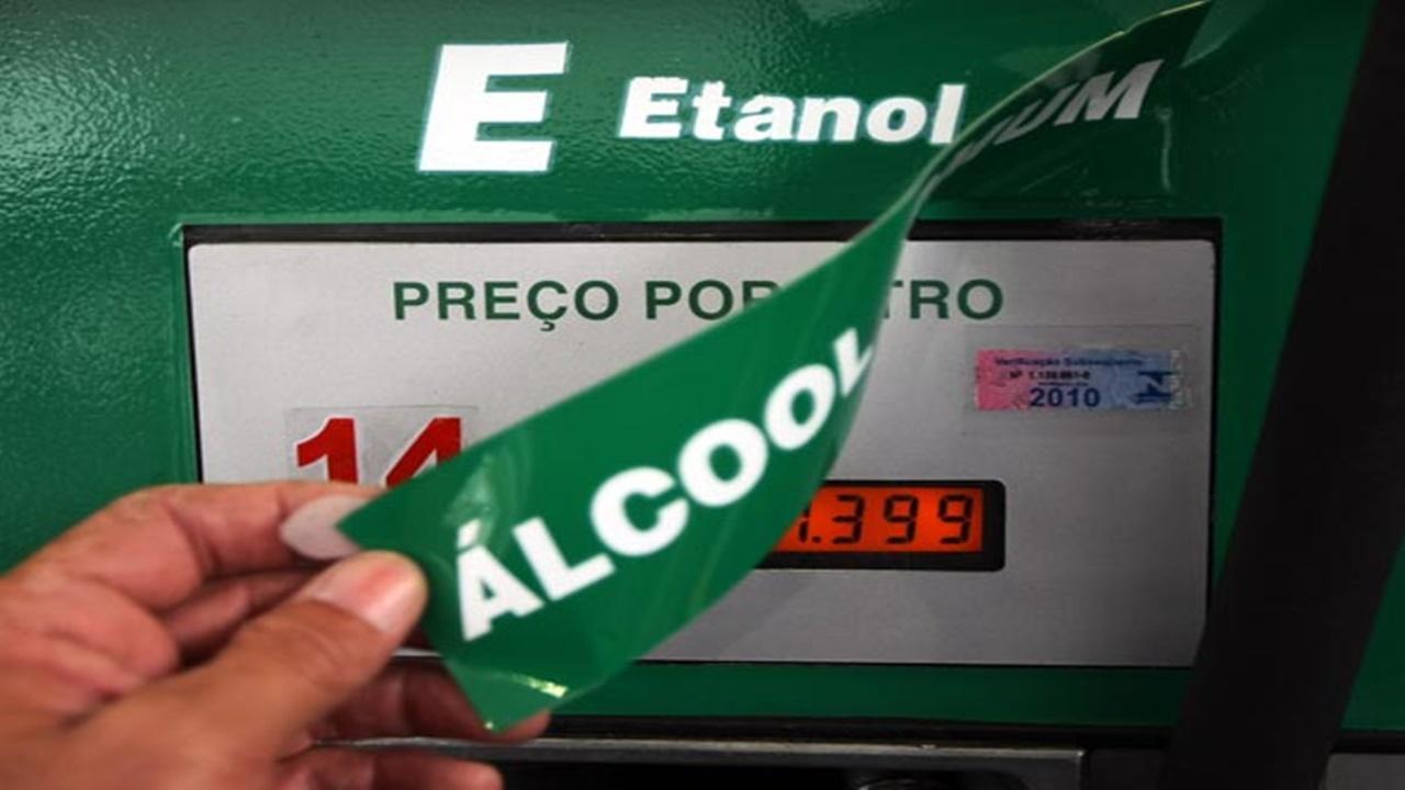 etanol - preço - gasolina - petróleo - combustível - anidro - álcool