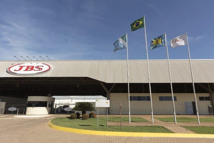 Fábrica – Mato Grosso do Sul – empregos – JBS