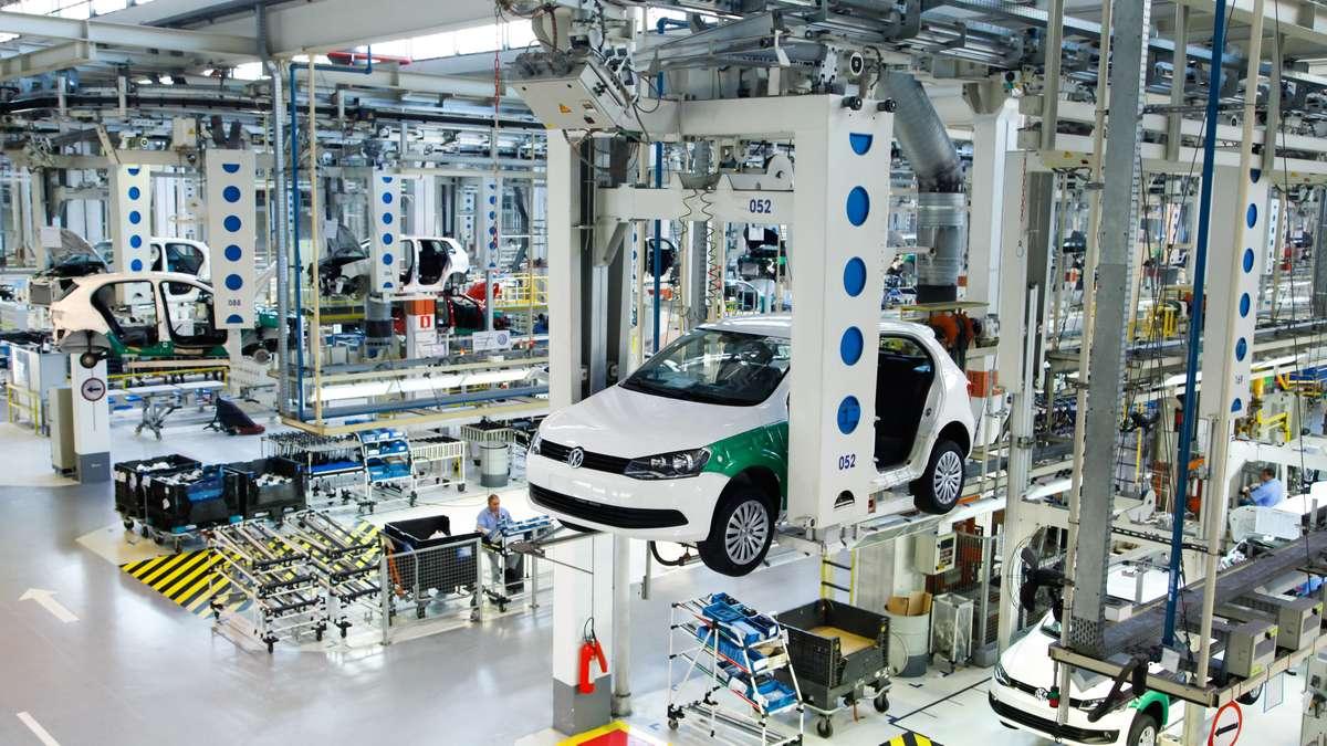 Fábrica – Volkswagen – São Paulo