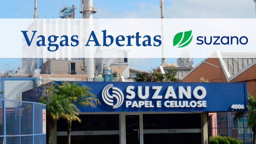 Fábrica - Celulose - Suzano - vagas de emprego - MS