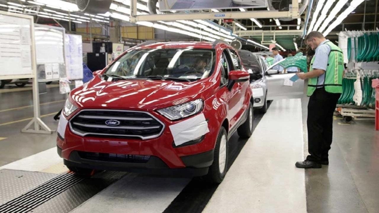Ford KA - Multinacional - fábricas - índia - fechamento de fábricas Ford - EcoSport -