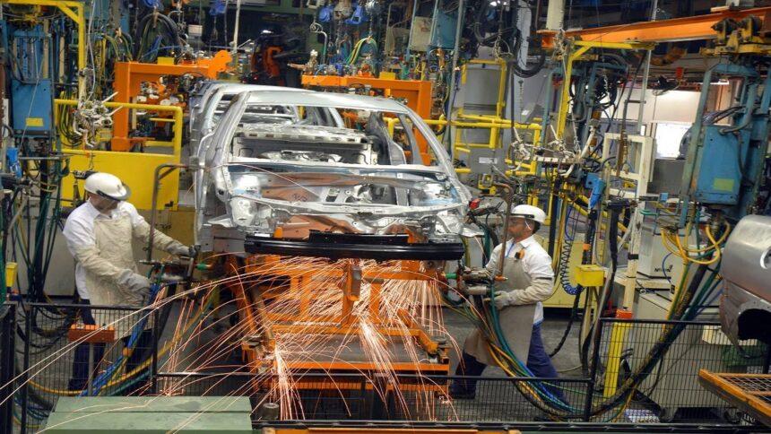 GM - General Motors - fábrica - SP - greve