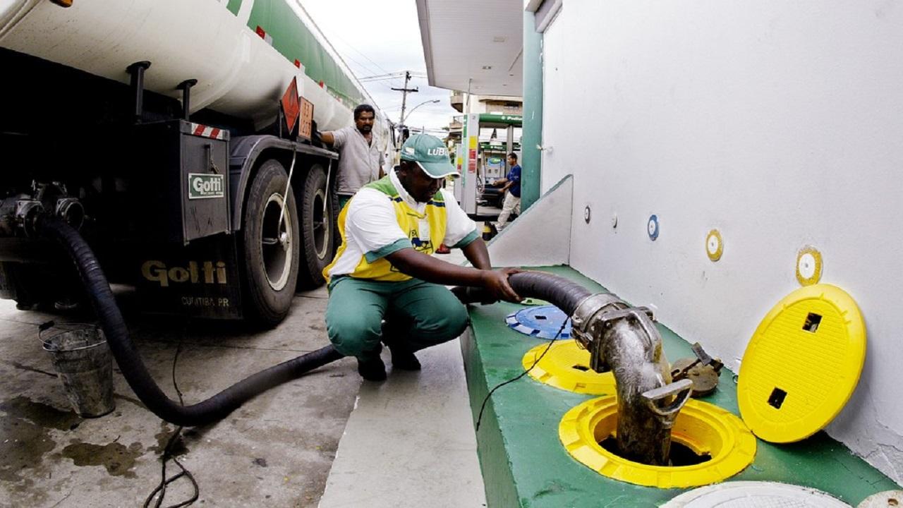 Combustíveis - gasolina -Governo Federal -