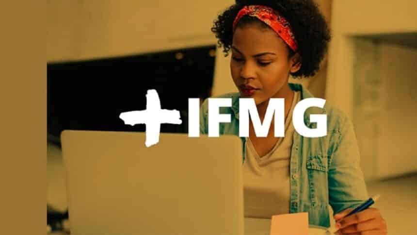 IFMG - Cursos gratuitos - vagas - MG - Minas Gerais