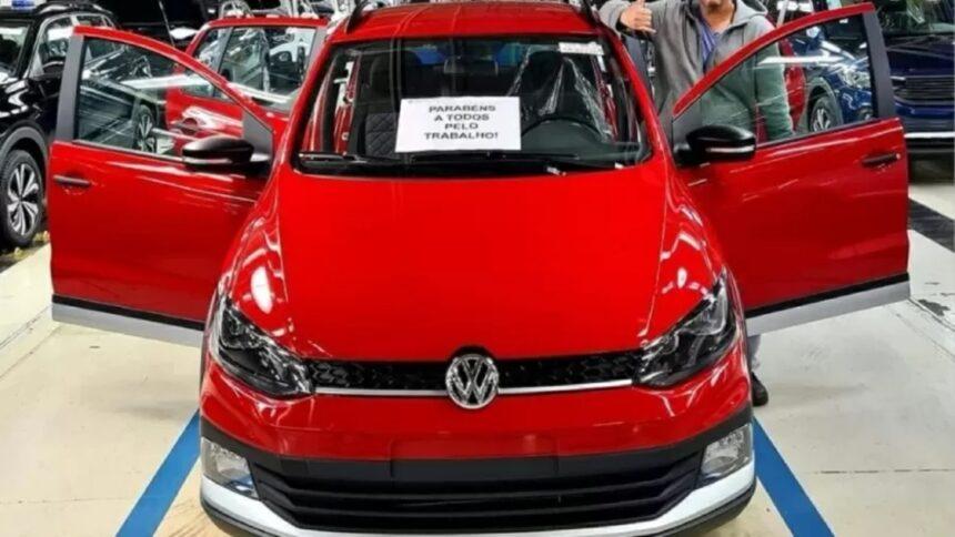 fox - volkswagen - Gol - Fiat - produção - T-Cross - renault