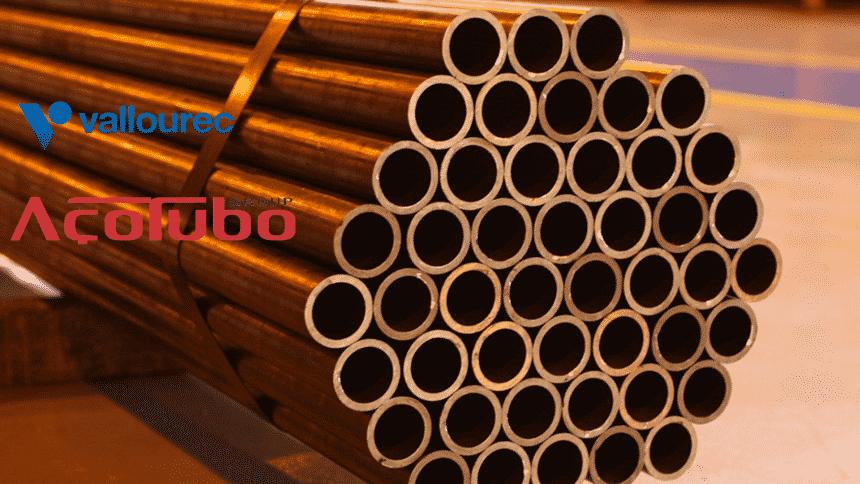 Vallourec – aço – indústria