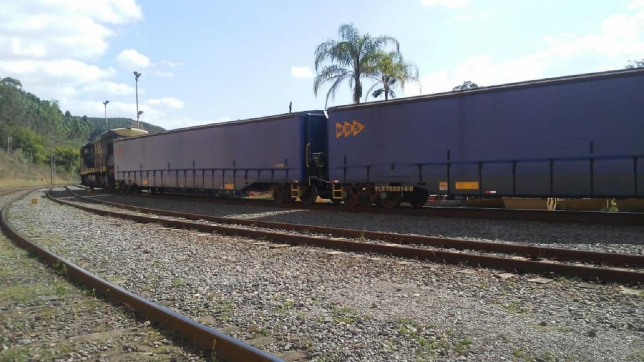 BRacell - multinacional - MRS logística - celulose - modal ferroviário