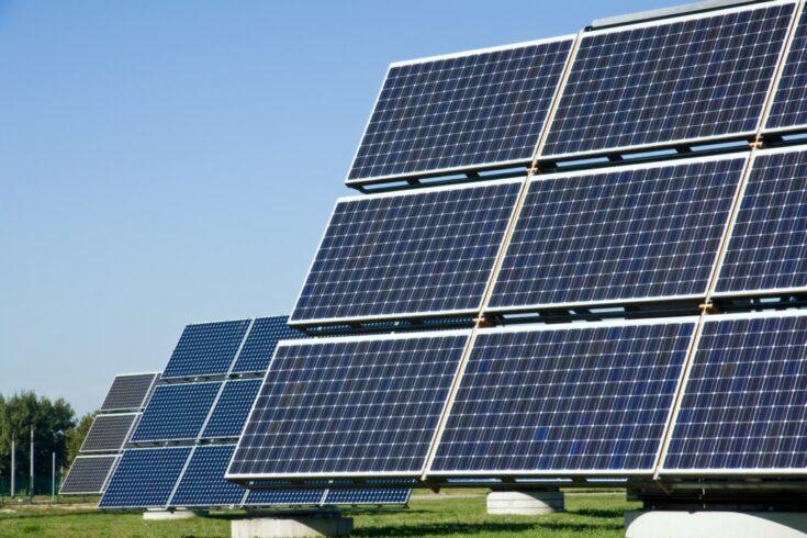 Energia solar – usina – solar