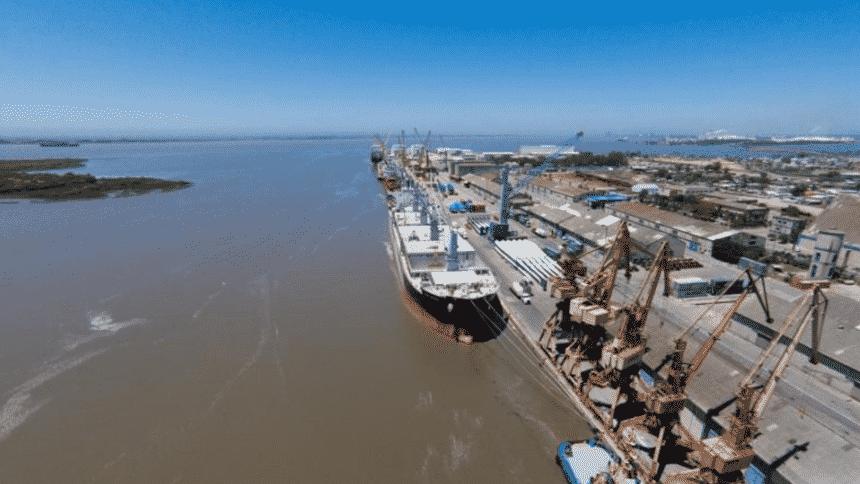 Usina – termelétrica – Rio Grande do Sul