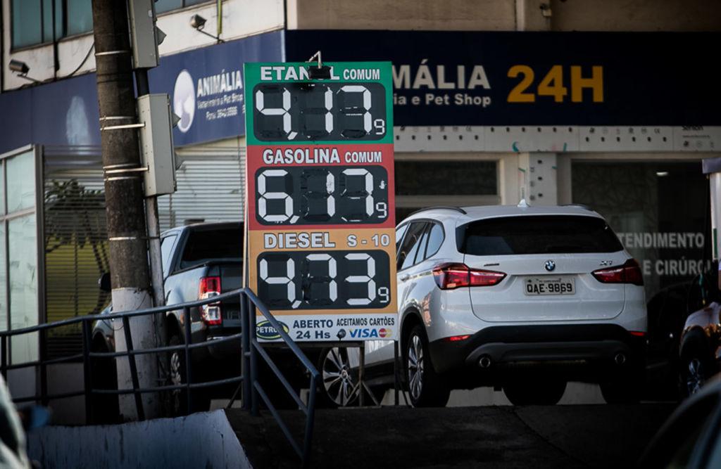 Petrobras – combustíveis