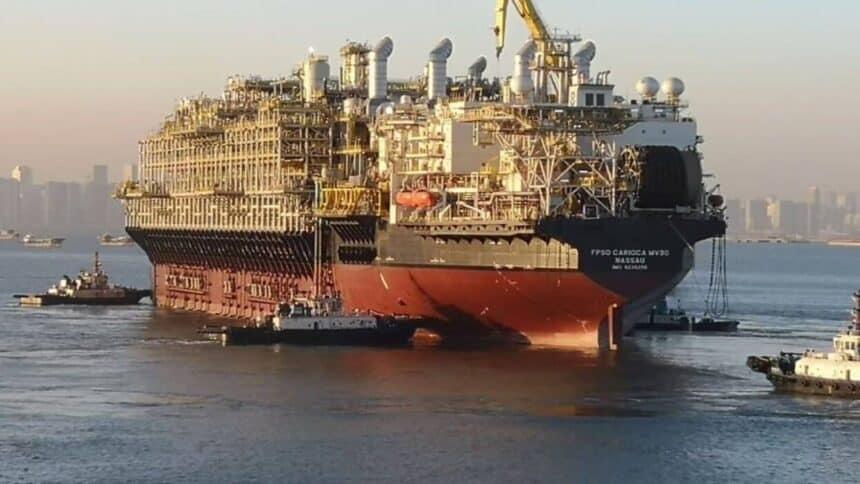 petróleo - refinaria - produção - petrobras - fpso - plataforma - carioca