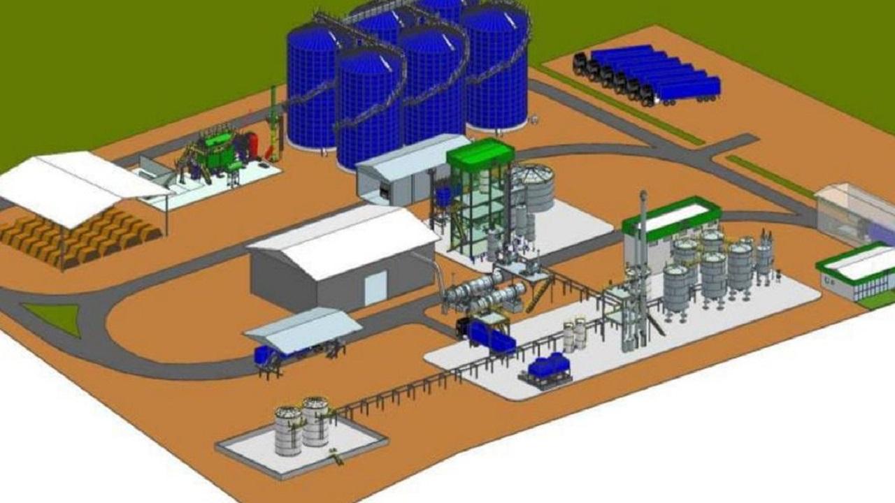 RS - usina - etanol - usina de etanol - empregos -